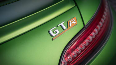 Mercedes-AMG GT R - badge