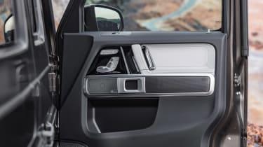 Mercedes G-Class - door