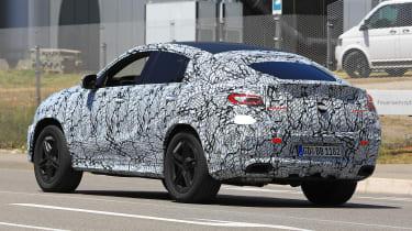 Mercedes GLE - spyshot 8