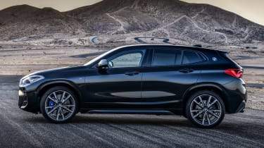BMW X2 M35i - profile