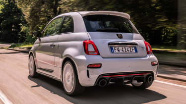 Abarth 595 Esseesse - rear