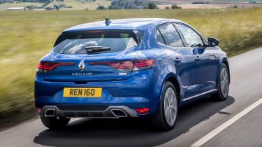 Renault Megane E-Tech PHEV - rear