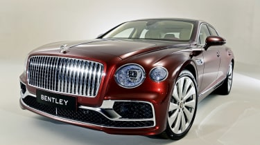 Bentley Flying Spur - studio full front