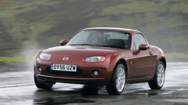 Mazda MX-5 Best for Reliability