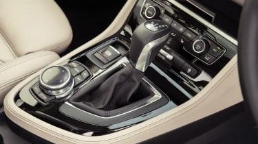 BMW 2 Series Active Tourer - transmission