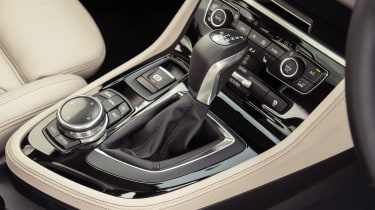 BMW 2 Series Active Tourer - transmission