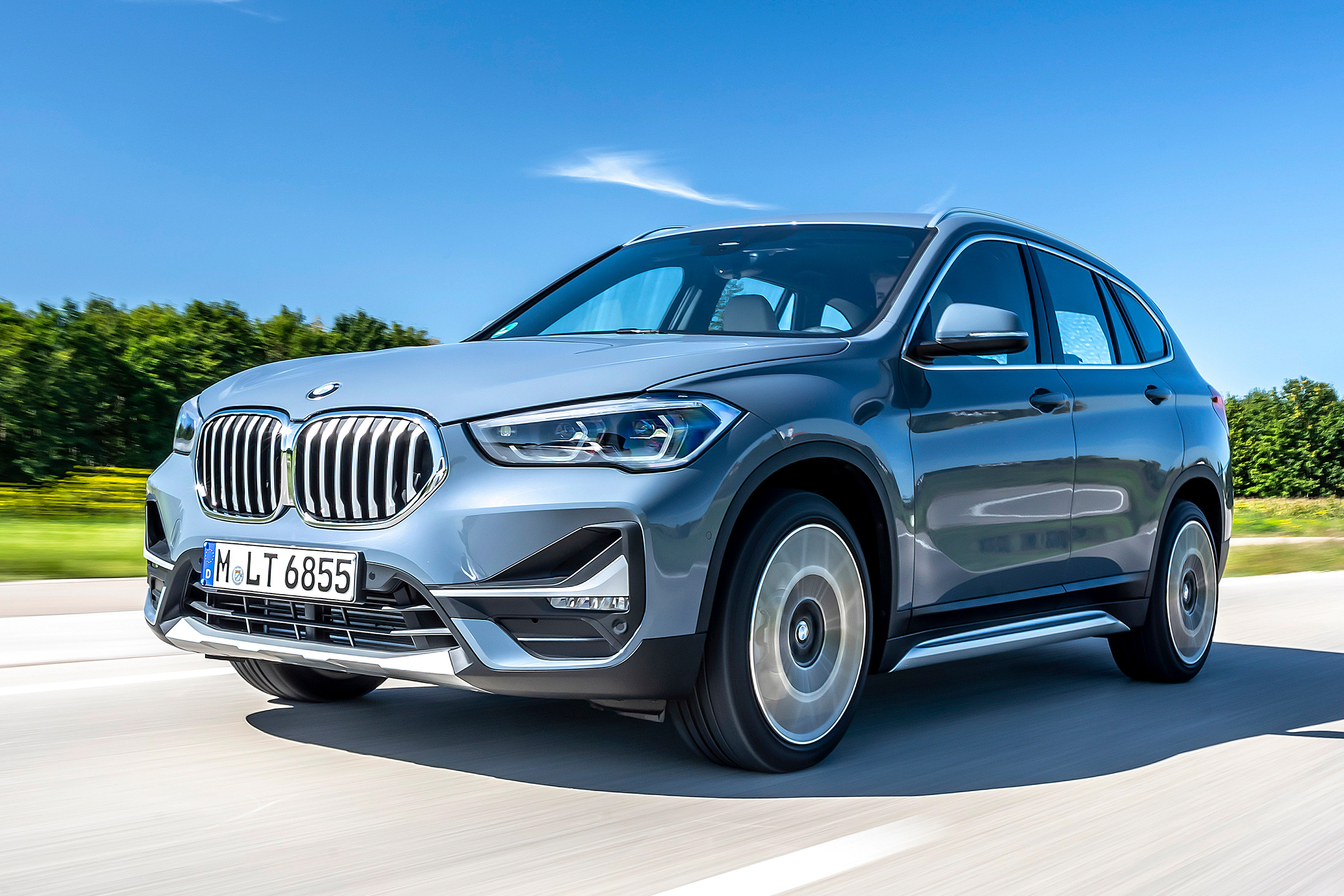 Bmw X1 Mpg Co2 Emissions Road Tax Insurance Groups Auto Express