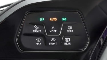 2020 Volkswagen Caddy - light controls