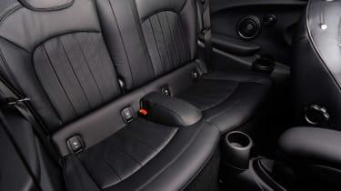 MINI Hatch - rear seats