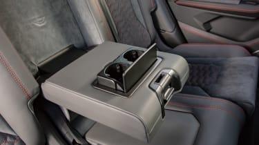 Lamborghini Urus - rear armrest