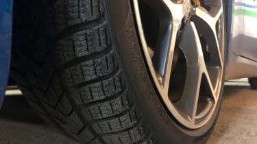alfa romeo giulia veloce winter tyre