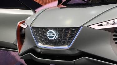 Nissan IMx SUV concept - Tokyo grille