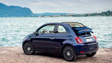 Fiat 500 Riva - rear quarter 2