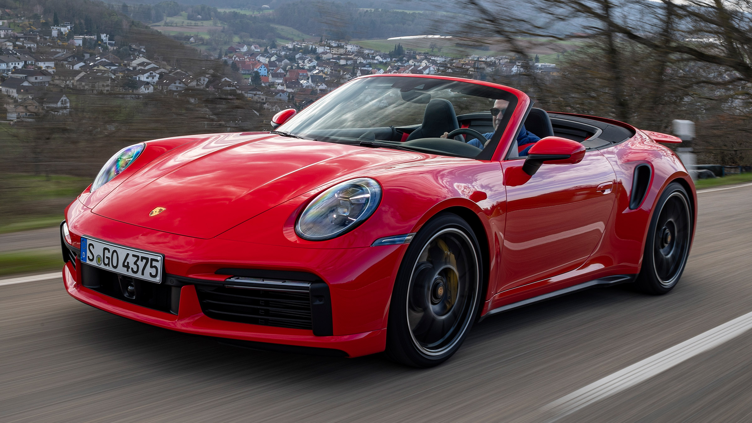 New Porsche 911 Turbo S Cabriolet 2020 Review Auto Express