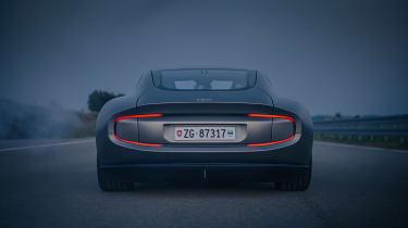 Peich GT - rear