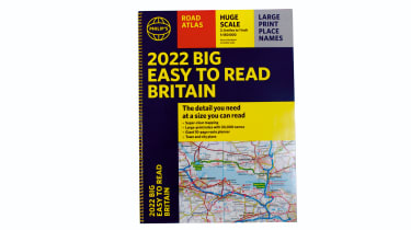 Philip's Big Easy to Read Britain 2022 - cover