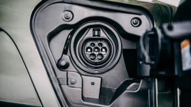Lexus UX 300e - plug-in