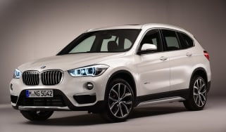 BMW X1 2015 front