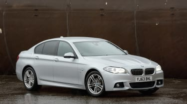 BMW 5 Series vs rivals group 5 series