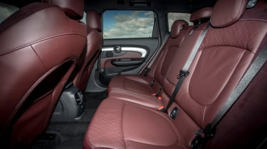 MINI Clubman ALL4 - rear seats