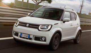 Suzuki Ignis 2016 2WD - front tracking
