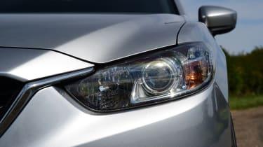 Mazda 6 - headlight