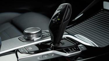 BMW X3 - transmission