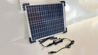 OptiMate Solar 20W – Automotive Package