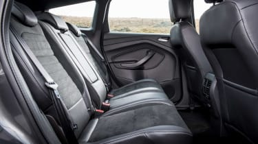 Ford Kuga 2017 - rear seats