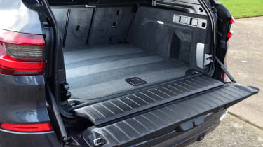 BMW X5 boot