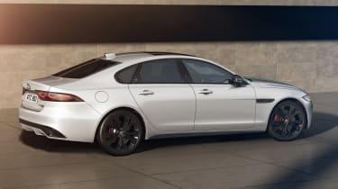 Jaguar XF R-Dynamic Black - rear