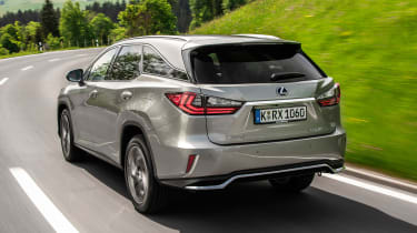 Lexus RX L - rear