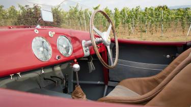 Lot 44 – 1952 Ferrari 340 America Spider Competizione