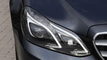 Mercedes E250 CDi light
