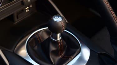 Mazda MX-5 30th Anniversary - gearbox