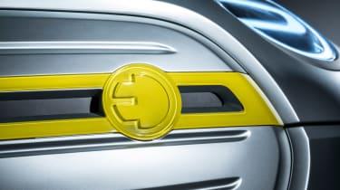 MINI Electric concept - grille