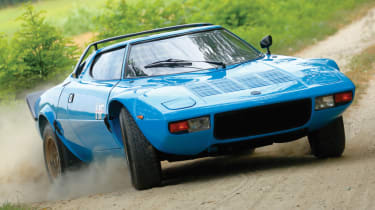Cool cars: the top 10 coolest cars - Lancia Stratos front