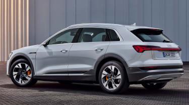 Audi e-tron 50 - rear 3/4 static