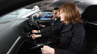 Renault Megane long term test - first report Dawn Grant