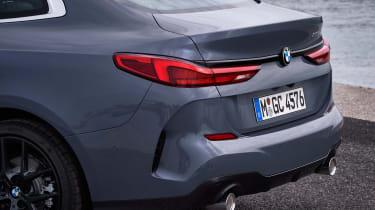 BMW 2 Series Gran Coupe - rear detail