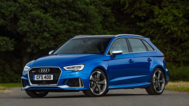 Audi RS3 Sportback - front static