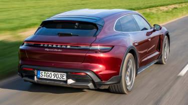 Porsche Taycan Cross Turismo - rear