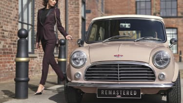 MINI Remastered by David Brown front