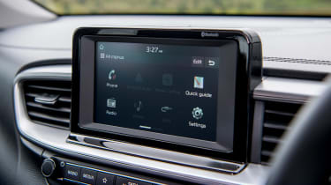 Kia Ceed 1.6 CRDi iMT - infotainment