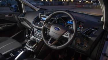 Ford Grand C-MAX 2016 - interior