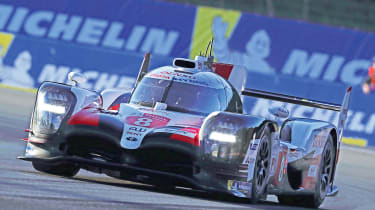 Toyota WEC - motorsport review 2019