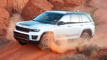 Jeep Grand Cherokee 4xe - front
