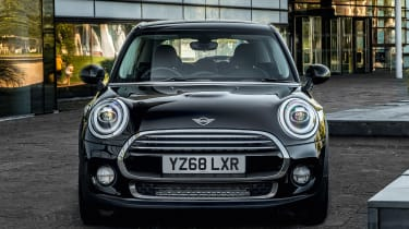 MINI Exclusive - full front