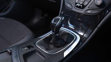 Vauxhall Insignia - centre console