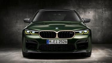 BMW M5 CS - studio full front